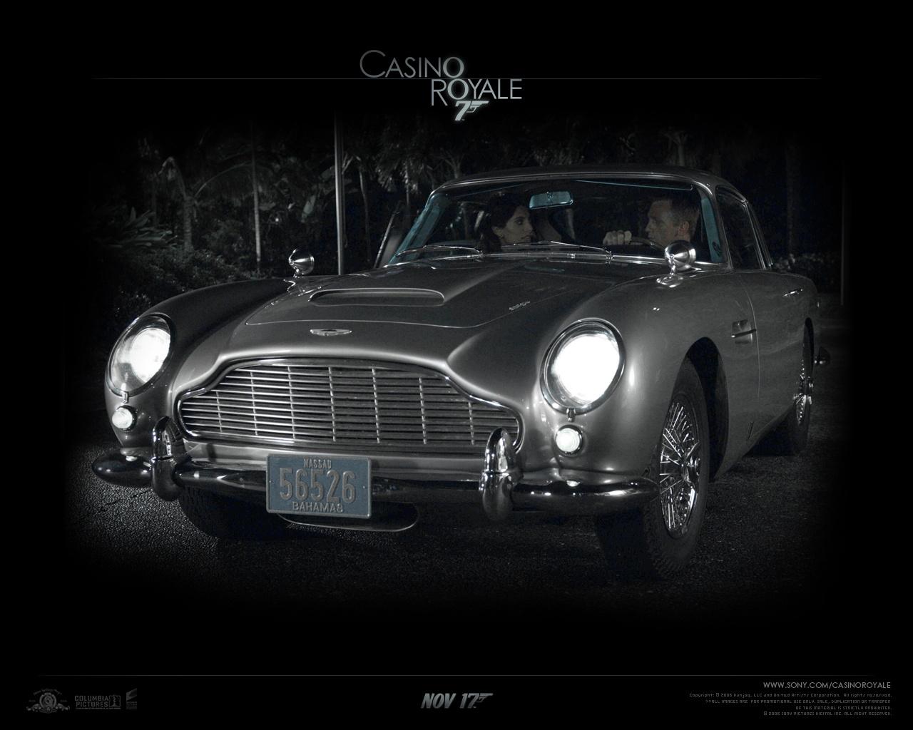 007:皇家赌场壁纸