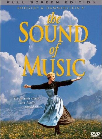 音乐之声海报