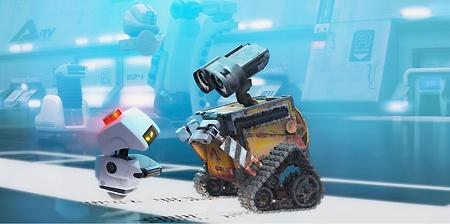 09年日首期电影票房 金城武不敌捡垃圾机器人
