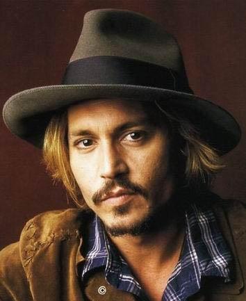揭露約翰尼·德普(Johnny Depp)的流行程度,一度成為美國最受歡迎的電影明星之一