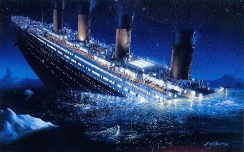 经典老片3d电影重生第一弹:《泰坦尼克号》