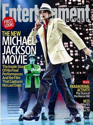 """影视mj 567新模陈沫-刊》会发表关于迈克尔·杰克逊 现在,通过音乐记录电影""""就是这"""
