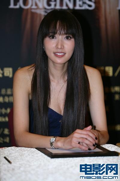 大秀狂野,改头换面的林志玲更自曝她在《刺陵》中的形象,不仅吓坏了