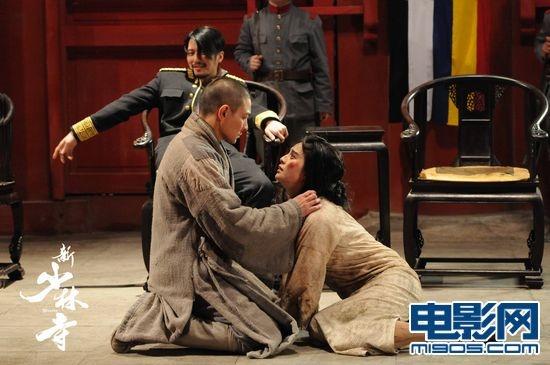 陈木胜执导的最新动作巨制《新少林寺》已定于1