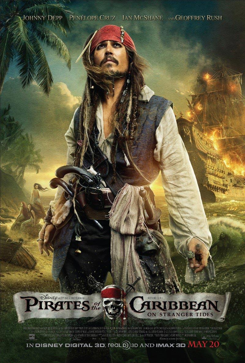 加勒比海盗4_电影海报_图集_电影网_1905.com