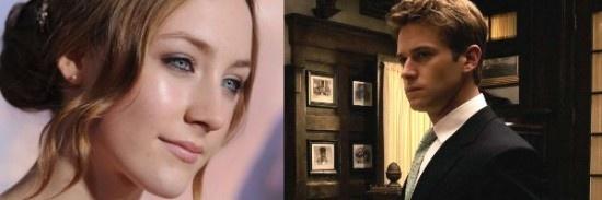她曾出演过《赎罪》,《可爱的骨头》等影片,新片《汉娜》(hanna)也