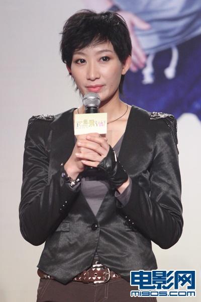 林志颖避谈妻儿否认变硬汉 新片与张娜拉扮情侣