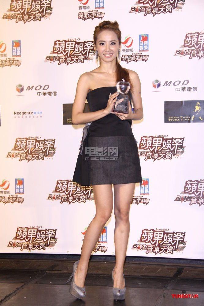 22日晚,《2011苹果娱乐音乐大赏》在华山legacy盛大登场