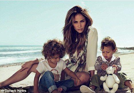 詹妮弗·洛佩兹不受离婚影响 表态想生更多小孩