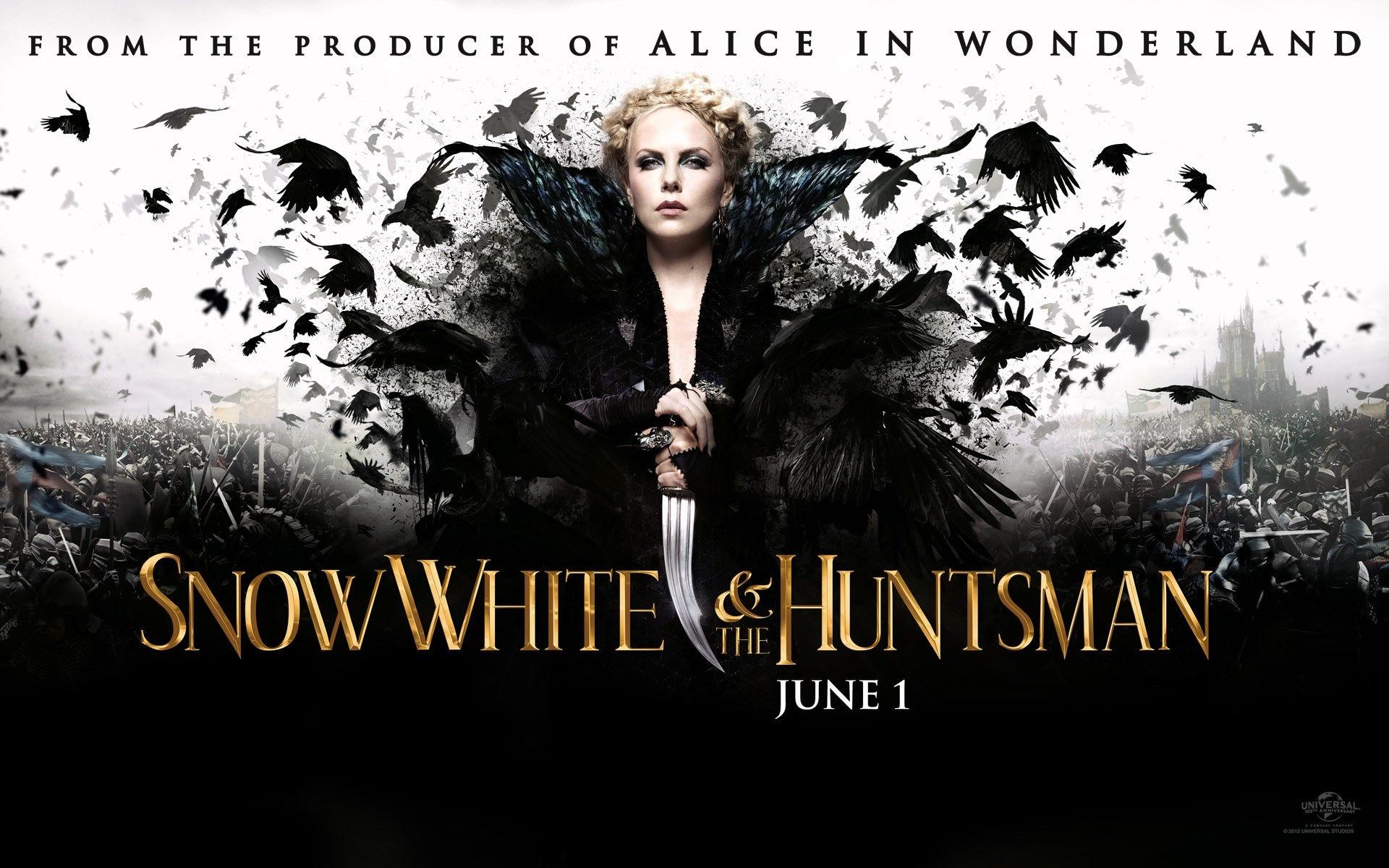 图库 电影海报 > 白雪公主与猎人