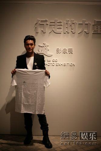 陈坤首度跨界合作全为公益       成为一名室内设计师,是陈坤进入