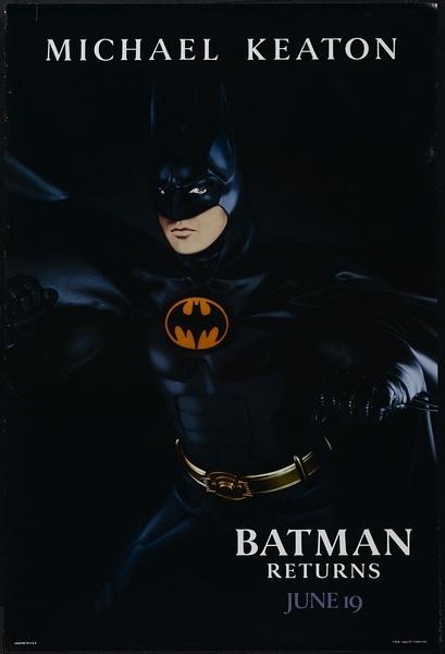 图库 电影海报 > 蝙蝠侠归来