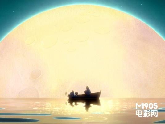 皮克斯短片《月神》发布 奇幻之旅想象力爆棚