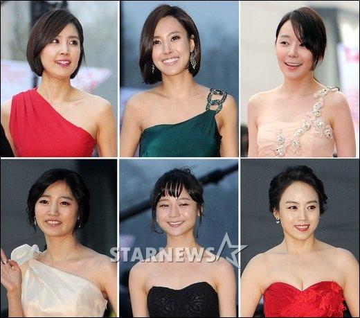 第14届韩国事业电影节开幕姜艺媛红毯秀全州线日语电影网图片