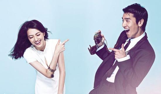 完婚指数:★★★       赵又廷和高圆圆是在陈凯歌导演的《搜索》