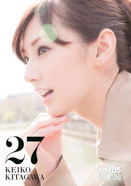 北川景子出道10年首本写真 清纯素颜彰显女人味
