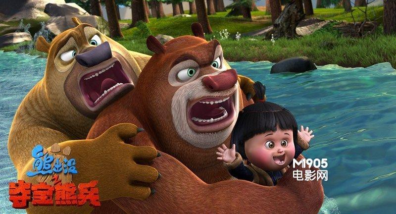 大电影《熊出没》预售火爆 邀家长把关国产卡通