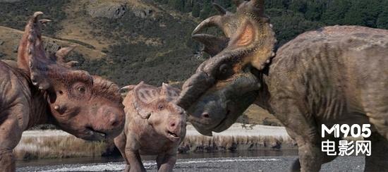 《与恐龙同行3d》位列票房榜第九图片