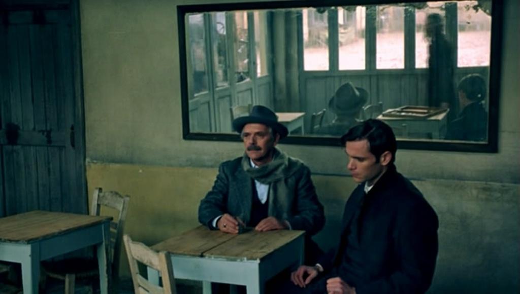 纪念希腊电影之父安哲罗普洛斯 跟着大师学摄影图片