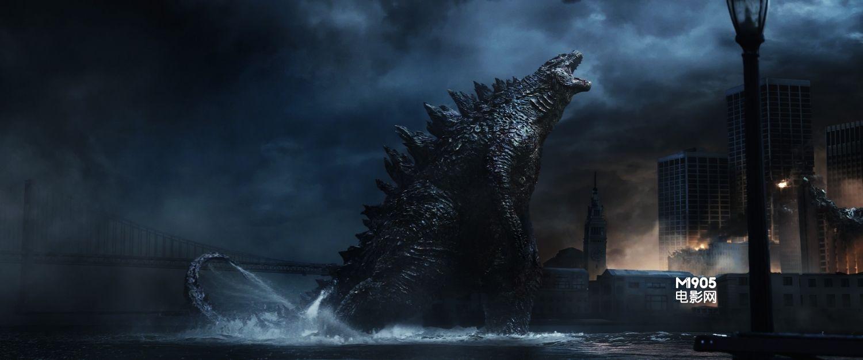 新版 哥斯拉 曝光高清剧照 巨型怪物城市穿梭