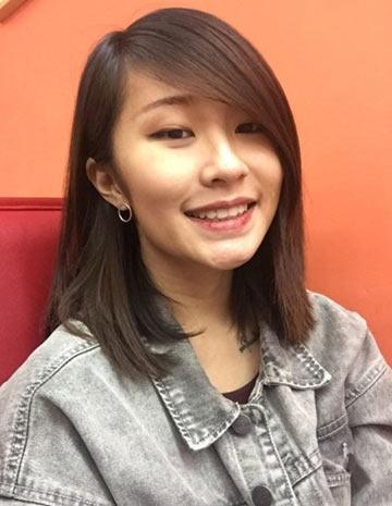刘欢24岁女儿清纯近照曝光 脖颈纹身抢镜(图)