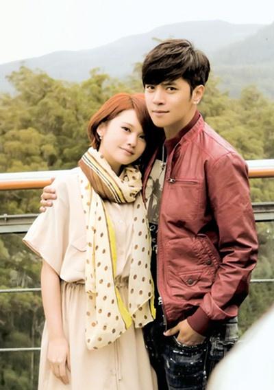 杨丞琳与郑恺拍吻戏 感觉比罗志祥好