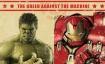 《复联2》曝光墙纸贴花 绿巨人与反浩克搏斗