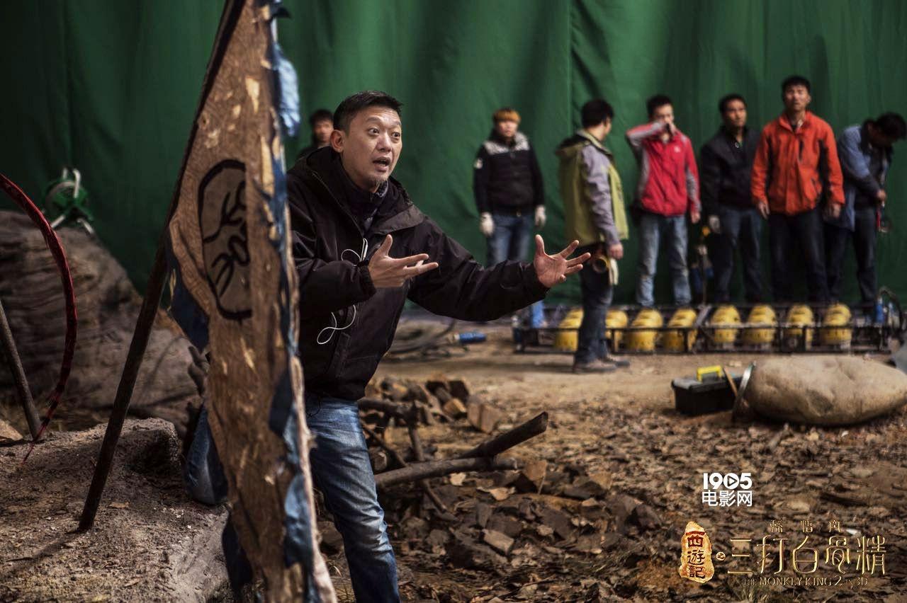 导演郑保瑞动作导演洪金宝以及主演郭富城巩俐冯绍峰小沈阳