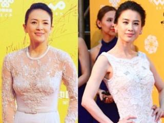 北京电影节开幕式冰冰子怡争艳