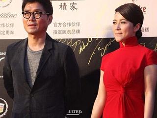 北京电影节颜丙燕助阵显气质高雅