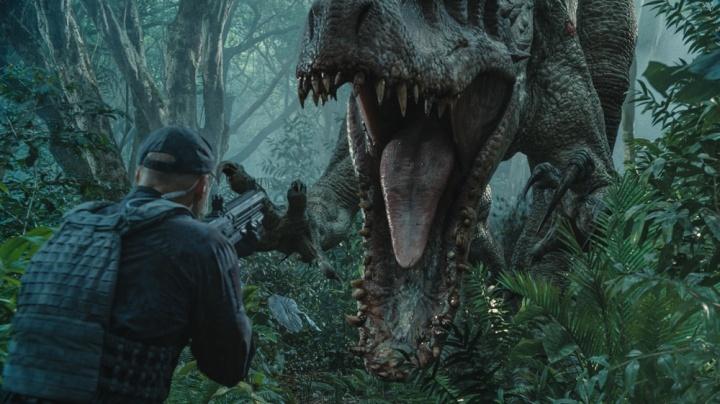 《侏罗纪世界》新剧照