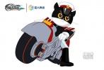 动画大电影《黑猫警长之翡翠之星》公布了一组《黑猫警长之翡翠之星》的原画手稿,除黑猫警长和一只耳以外,新角色牟三嘟和大猿博士也首度正式曝光。
