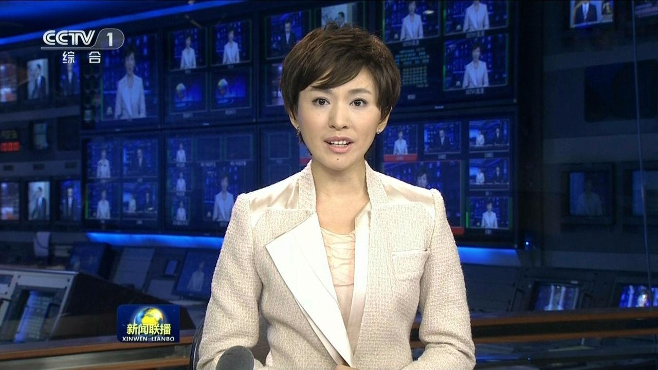 2009年7月加盟中央电视台新闻频道,2011年8月成为《新闻联播》的主播.