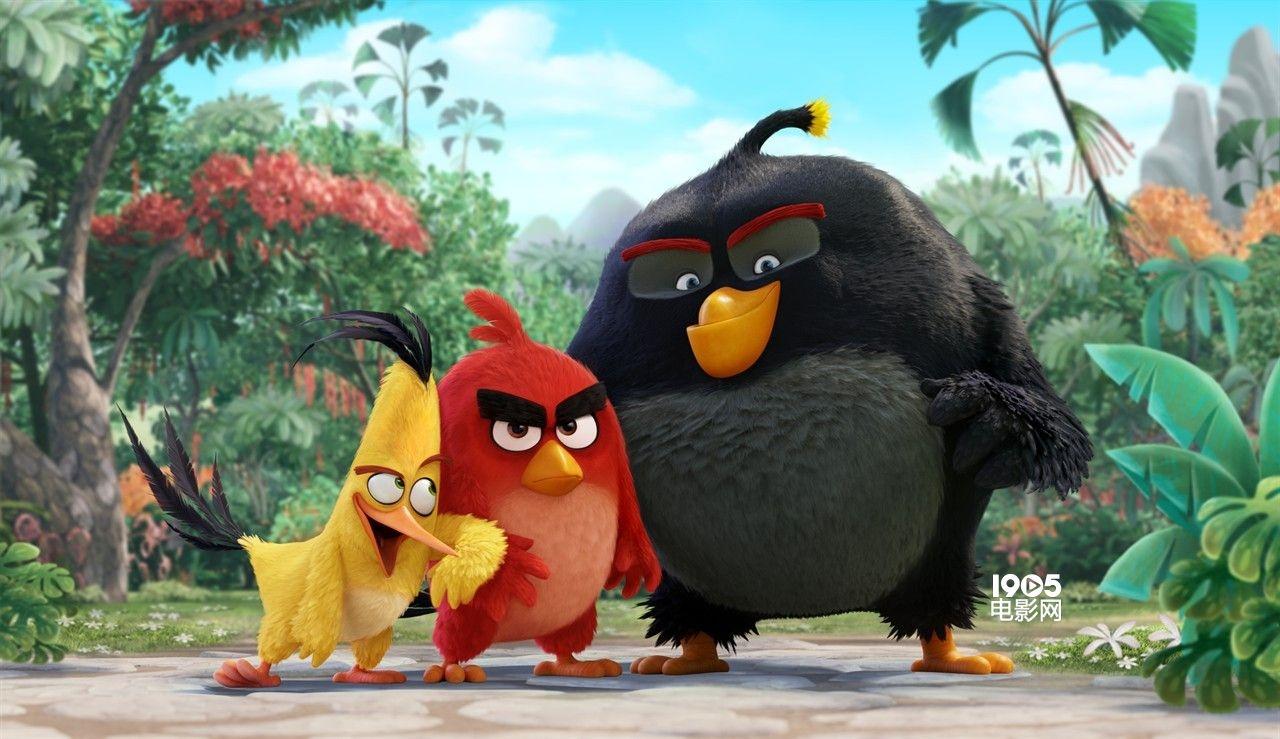 《愤怒的小鸟》曝贺年短片 五只小小鸟卖萌献唱