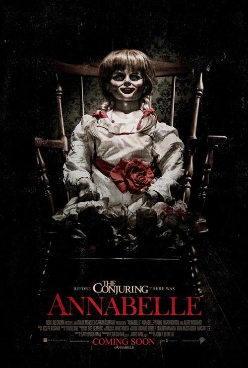 《安娜贝尔》续集将拍 《招魂》衍生电影成系列