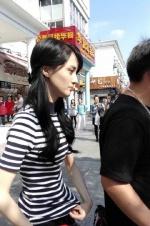 网友曝郑爽拍戏暴瘦 竹竿腰锥子脸惊悚