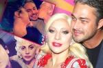 放得开! Lady Gaga两口子与双性恋女星玩三角恋