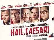 柏林开幕片《凯撒万岁》新海报 克鲁尼昏迷不醒