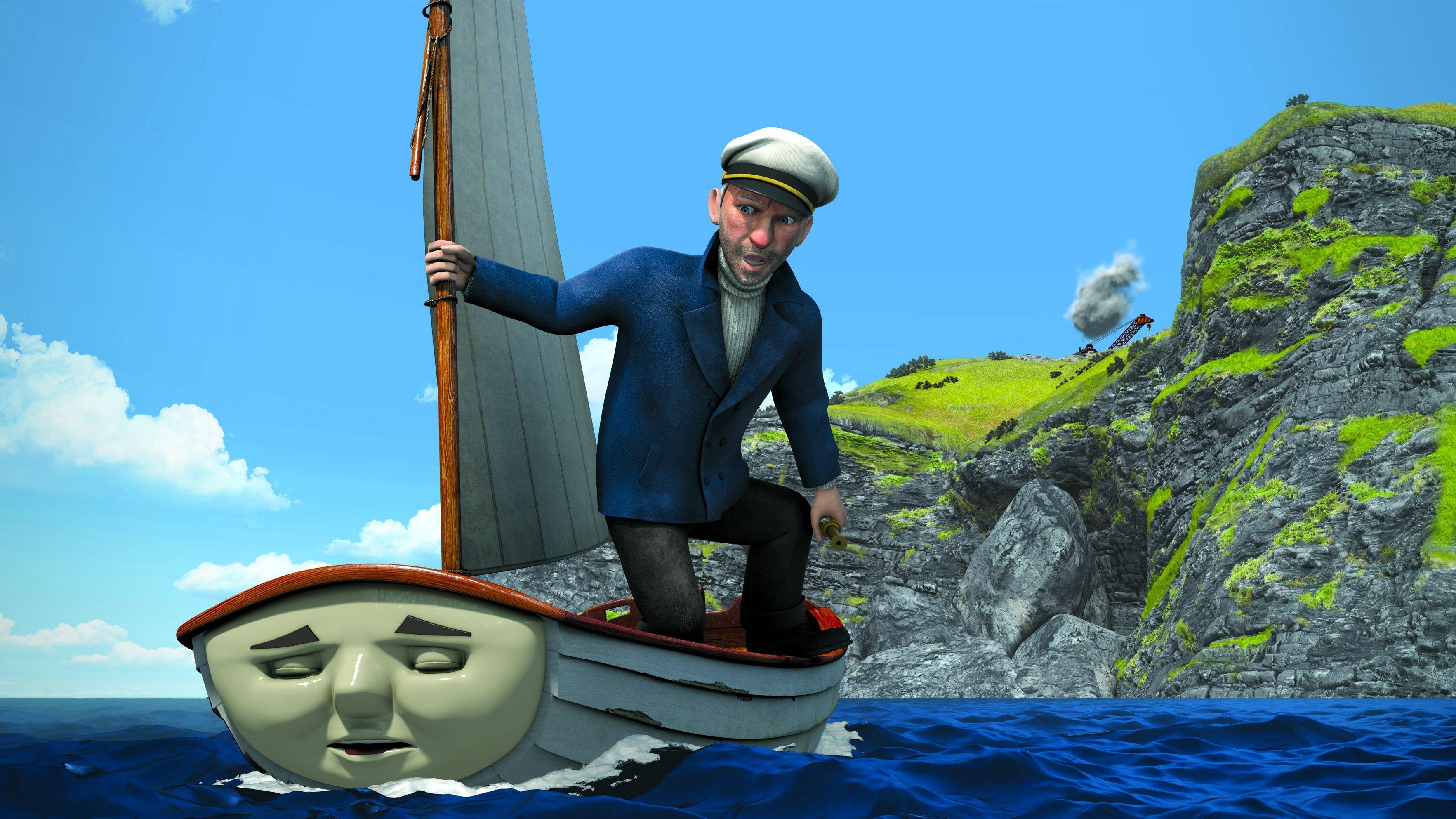 托马斯和朋友们:多多岛之迷失宝藏
