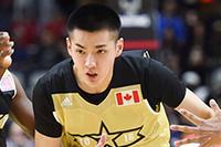 吴亦凡亮相NBA名人赛