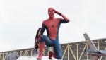 《美国队长3》电视宣传片 蜘蛛侠视美队为偶像