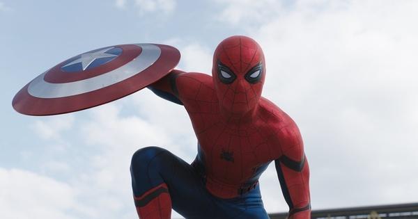 汤姆 赫兰德邀 美队 加盟 蜘蛛侠 归来