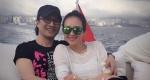 章子怡庆祝结婚纪念日 与汪峰相拥首晒婚戒