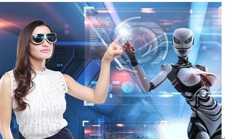 中国成全球VR产业焦点 2020年市场范畴将超550亿