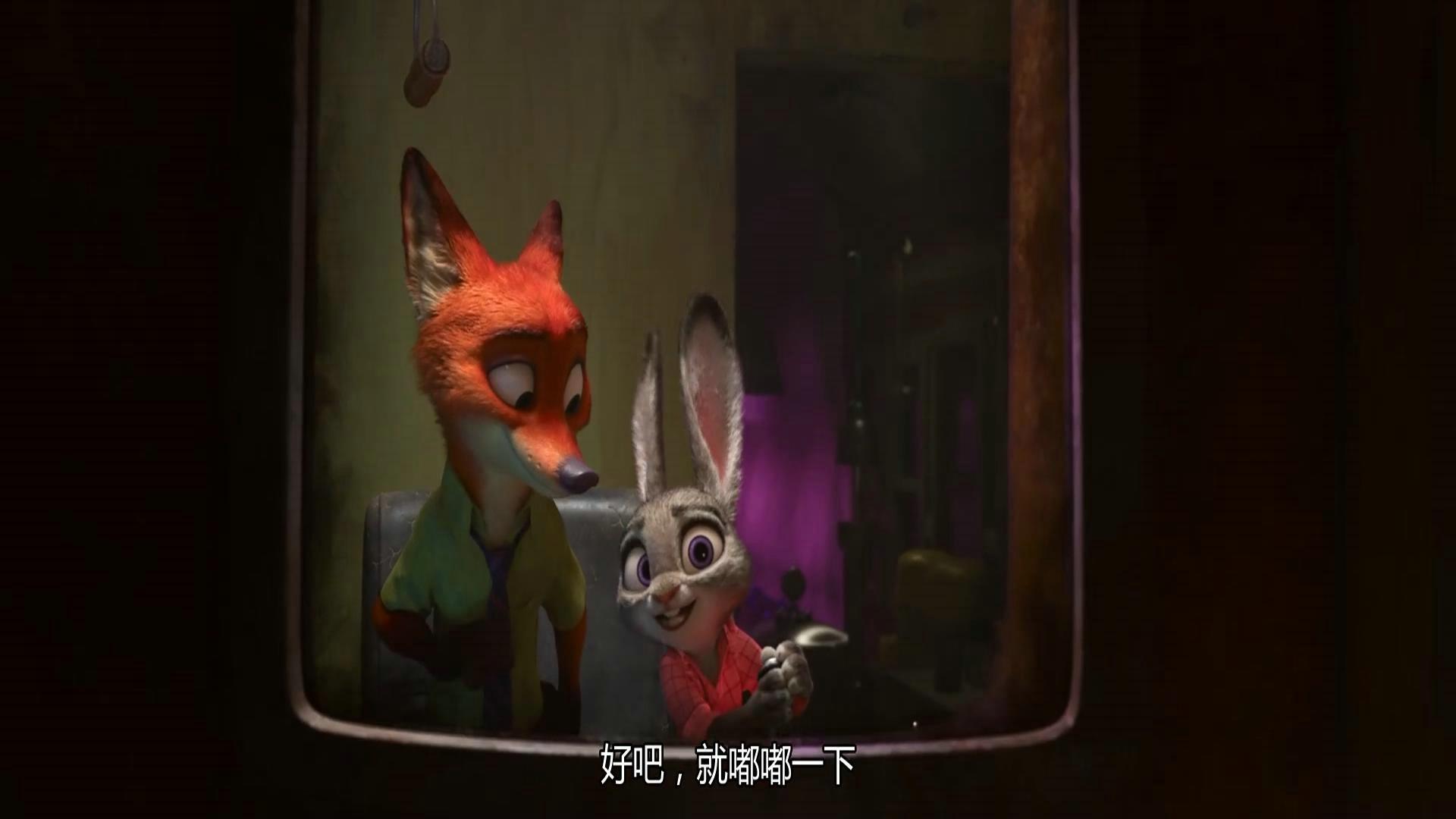 疯狂动物城_电影剧照_图集