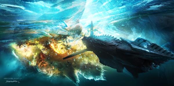 《海底两万里》将重拍 导演六月抵沪选角勘景