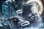 《星际迷航3》曝新海报 杰拉霸气横卧舰长室