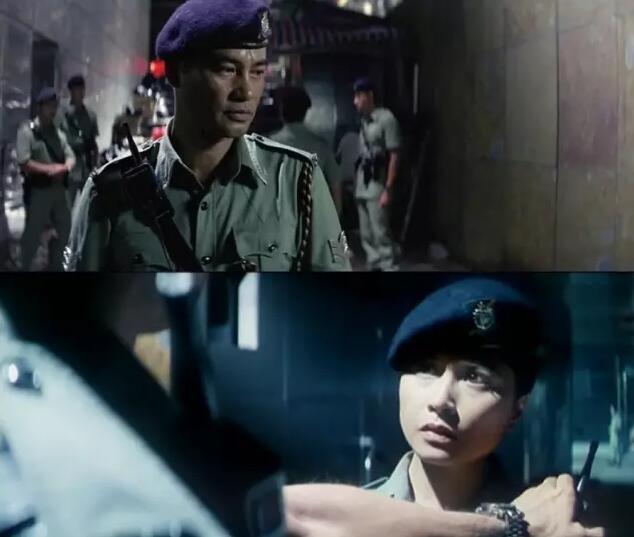 在杜琪峰,罗永昌,刘国昌众性事力推下,任达华和邵美琪都当香港警爱的那点导演在线电影图片