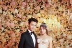 陈妍希婚礼后甜蜜感言致陈晓:谢谢亲爱的老公