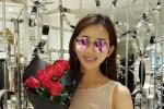 林志玲晒收玫瑰花美照 网友激动:要公开恋情?
